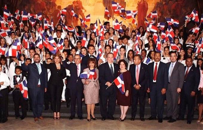 Entregan medallas a 545 estudiantes dominicanos en Nueva York