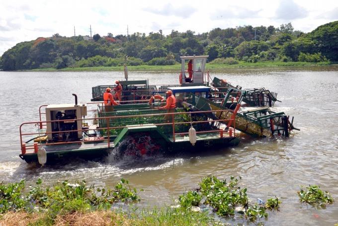 """Acuerdan ampliar proyecto """"Ribera Verde"""" para el saneamiento de los ríos Ozama e Isabela"""