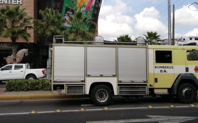 Extractor de grasa en uno de los restaurantes provocó fuego en Downton Center; ya fue sofocado