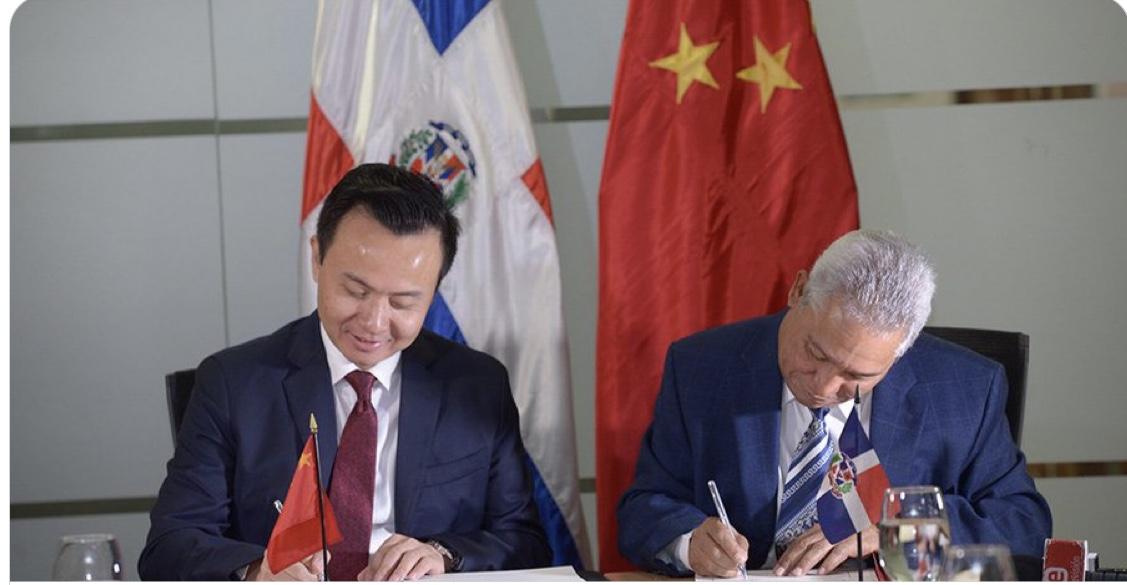 China dona a RD un millón dólares para elevar resiliencia en la Sierra; exportaciones dominicanas a China aumentan 366% en primeros 4 meses de 2019.