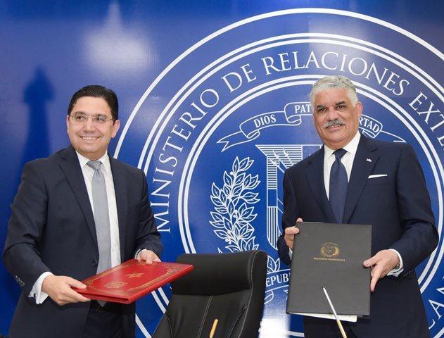 RD y Marruecos suscriben acuerdo de supresión de visado