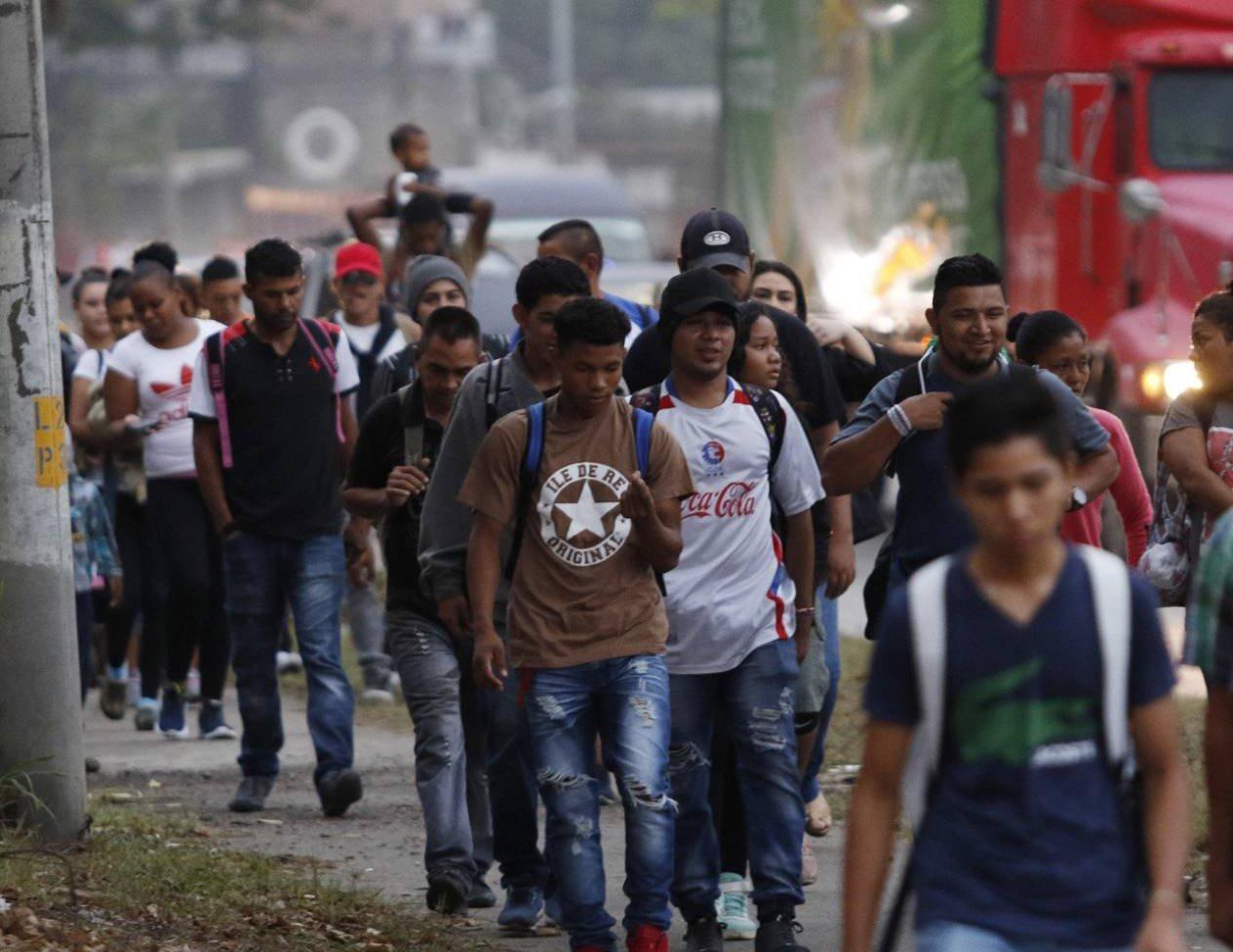 Gobierno de México procede a militarizar su frontera sur
