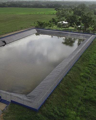 Indrhi inaugura diques en Sabana de la Mar