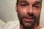 """Ricky Martin: """"lo logramos en paz y sin arma, como Gandhi"""""""