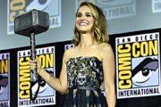 Natalie Portman tendrá el poder del martillo en la nueva película de
