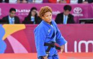 Estefanía Soriano obtiene medalla de oro en judo