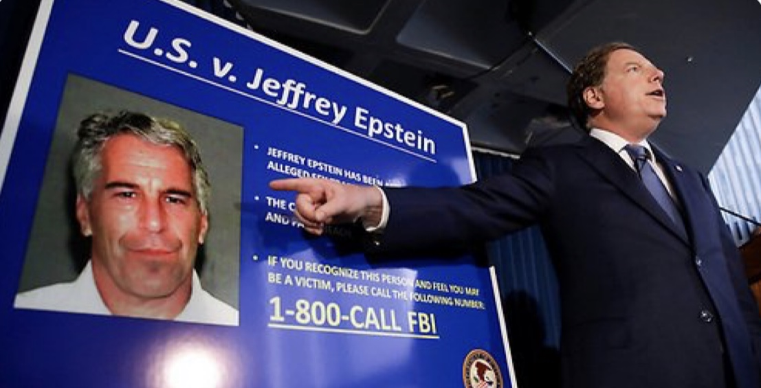 Hallan muerto en su celda a Jeffrey Epstein, el magnate acusado de tráfico sexual