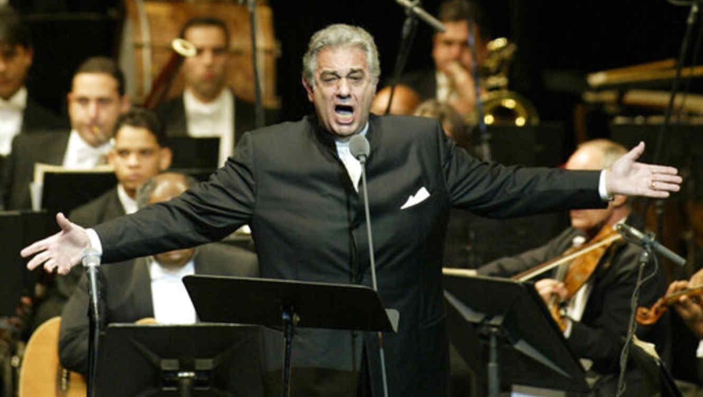 Plácido Domingo actúa en Salzburgo por primera vez desde acusaciones de acoso