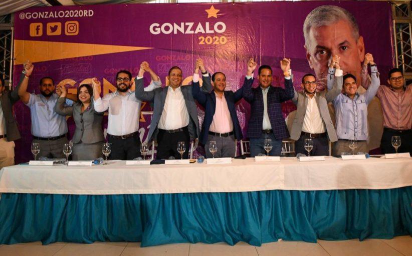 LOS EQUIPOS DE JÓVENES DE LA CORRIENTE MAYORITARIA SE UNIFICAN A FAVOR DE GONZALO CASTILLO