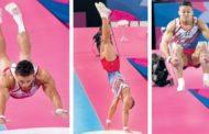 Los gimnastas Audrys Nin y Yamilet Peña se apuntan a los Mundiales de Stuttgart