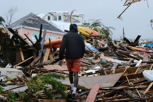 Bahamas establecerá Día Nacional de Duelo por víctimas del huracán Dorian