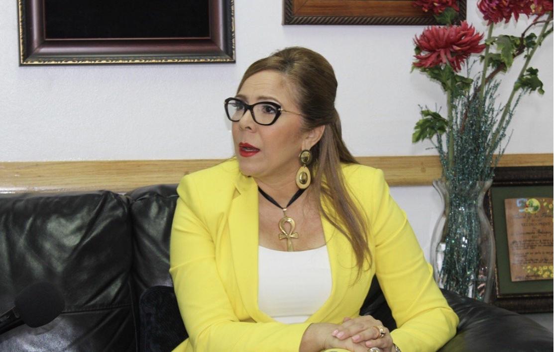 """Iris Guaba: """"Me da pena ver personal JCE trabajar hasta amanecer por necedad de Leonel"""""""