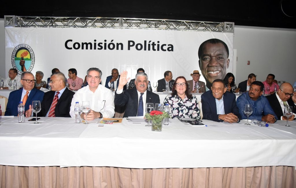 El PRD se reserva candidaturas a presidencia y vicepresidencia