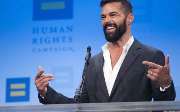 Ricky Martin vuelve al Festival de Viña del Mar en Chile
