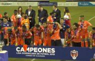 El Cibao FC se proclama campeón del Clausura
