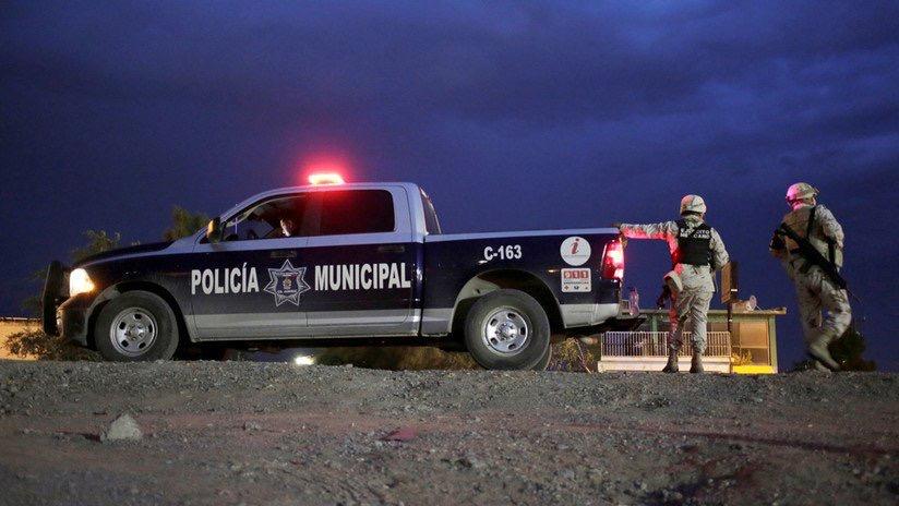 Asesinan a cinco policías desarmados en el estado mexicano de Zacatecas