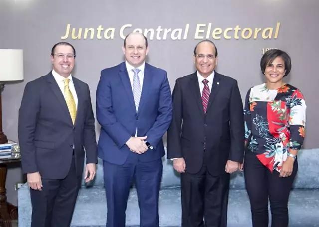 JCE valora como positivo uso de licencias Microsoft en voto automatizado