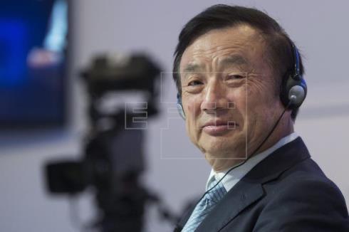 """La peor situación posible es la que tenemos ahora"""", dice el fundador de Huawei"""