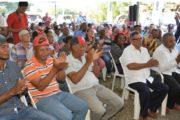 Montecristi: productores de Cerro Gordo y Cana Chapetón reciben recursos para rehabilitación de sistemas de riego