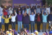 En Azua Gonzalo Castillo reitera su compromiso de trabajar de manera firme con los candidatos a los municipios