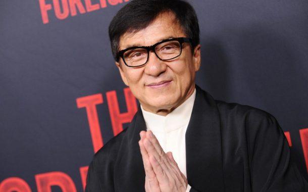 El actor Jackie Chan casi muere ahogado en el rodaje de su nueva película de acción