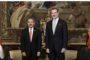 Danilo se reúne con presidente del Gobierno de España