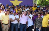 Gonzalo Castillo Encabeza Gran Marcha Caravana Y Juramenta Candidatos Municipales En Santiago