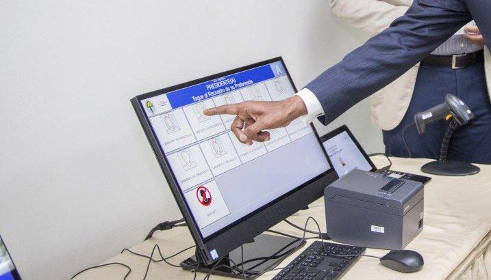 JCE hará prueba al voto automatizado este domingo