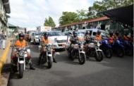 Comipol refuerza personal y unidades en carreteras por Día de la Altagracia