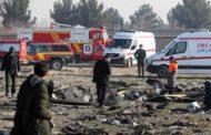 Irán anunció que enviará a Ucrania las cajas negras del avión derribado con 176 personas a bordo