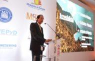 Ministro de la Presidencia, Gustavo Montalvo, presenta plan para el desarrollo turístico de Pedernales a embajadores y directores de medios