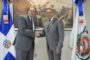 Danilo Medina recibe visita cortesía misión observadores electorales OEA, encabezada por expresidente chileno, Eduardo Frei