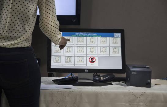 La JCE inicia hoy la distribución de los equipos del voto automatizado