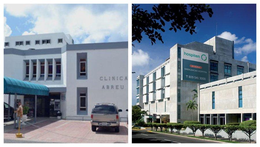 Clínica Abreu y Hospiten anuncian tienen camas disponibles por el COVID-19