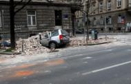 Un fuerte temblor sacude la capital croata Zagreb