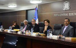 Pleno JCE aprueba protocolo sanitario para elecciones presidenciales y congresuales