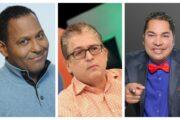 Polémica entre Tony Dandrades, Iván Ruiz y El Pachá en el Show del Mediodía