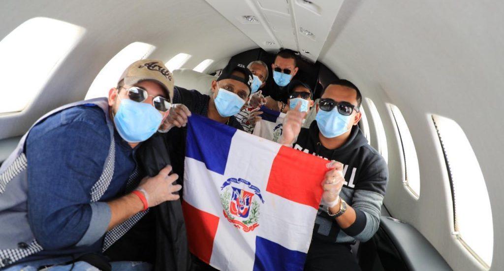 Llegan a RD seis músicos dominicanos traídos desde Miami por Gonzalo Castillo
