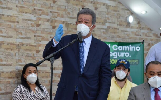 Leonel asegura no hace falta nueva prórroga del estado de emergencia