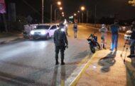 PN arresta 498 personas y cierra 17 negocios por violar el toque de queda