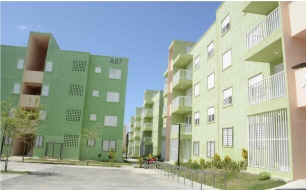 Primer grupo de familias de La Ciénaga y Los Guandules que eligieron mudarse a La Nueva Barquita ya están en sus apartamentos