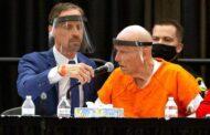Asesino en serie del Golden State en EEUU se declara culpable