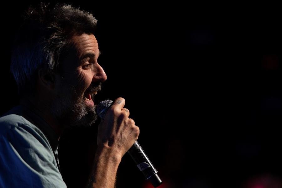 Fallece de cáncer a los 53 años Pau Donés, líder de Jarabe de Palo