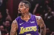 J.R Smith ficha con los Lakers por el resto de la temporada