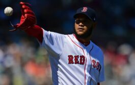 Eduardo Rodriguez, de los Red Sox da positivo por COVID-19