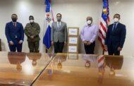 Gobierno de los Estados Unidos dona equipos e insumos médicos a la República Dominicana para combatir la COVID-19