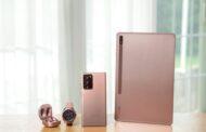 Samsung renueva su serie de gama alta Galaxy Note con 5G y grabadora a 8K