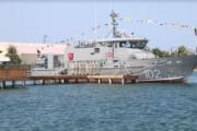 La Armada incorpora buque guardacostas donado por EEUU