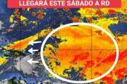 Este sábado toca a RD nueva nube de polvo del Sahara