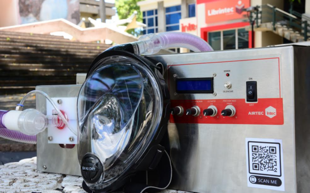 Cervecería donará 250 ventiladores mecánicos